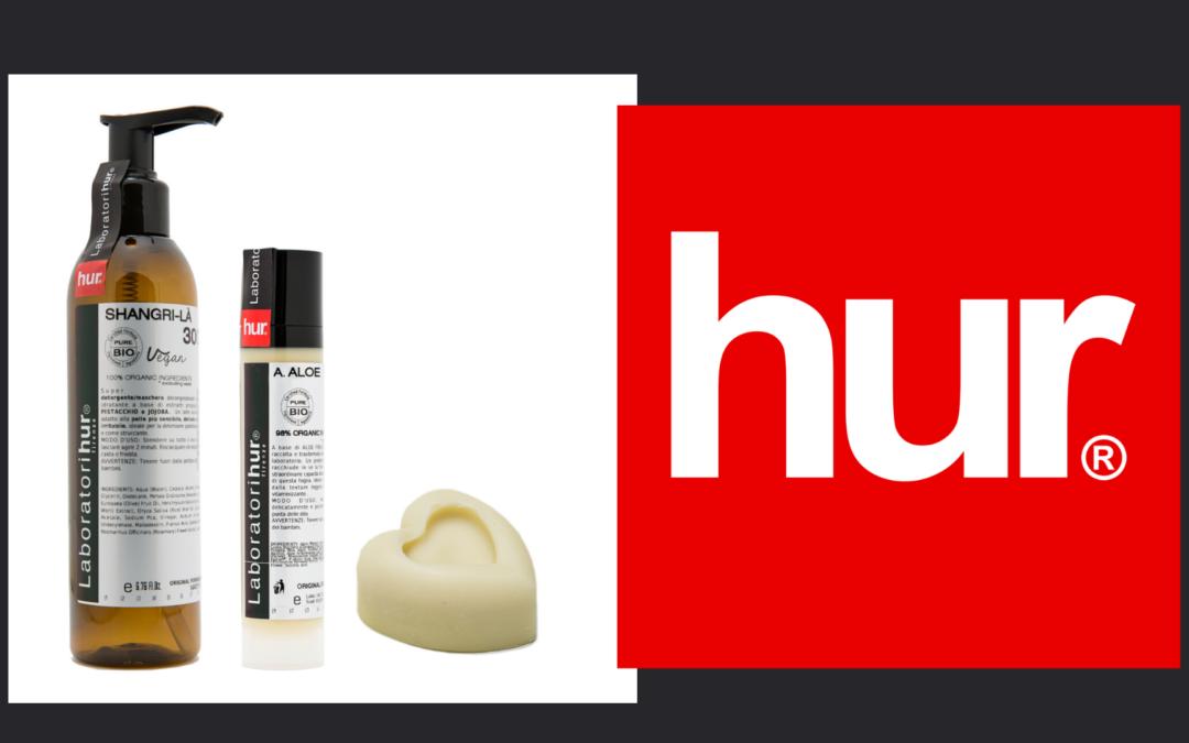 HUR – produse cosmetice profesionale accesibile acum și ție!