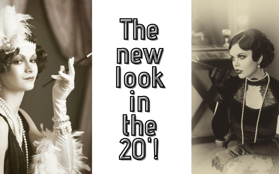 Cum se imbraca femeia anilor '20 in America si in Europa